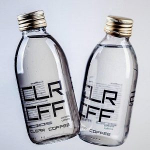 This Clear Coffee Won't Stain Your Teeth